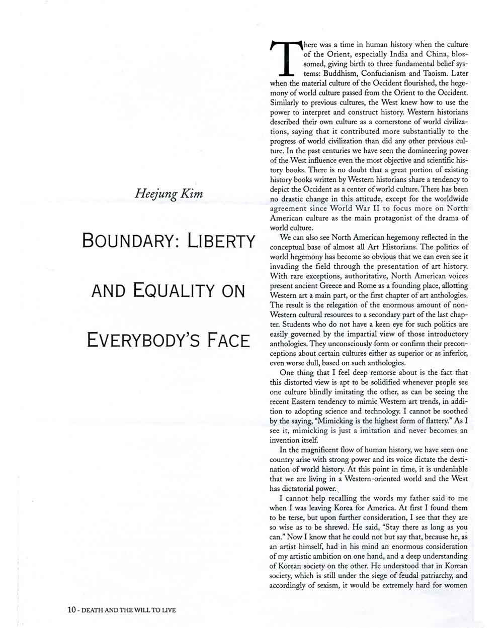Boundary, article, pg 1