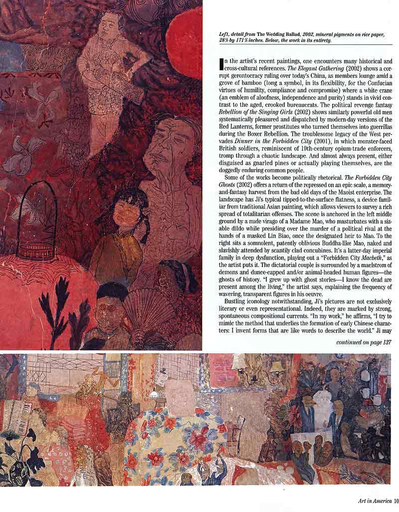 Yun-Fei Ji: Moral Vistas, article, pg 4