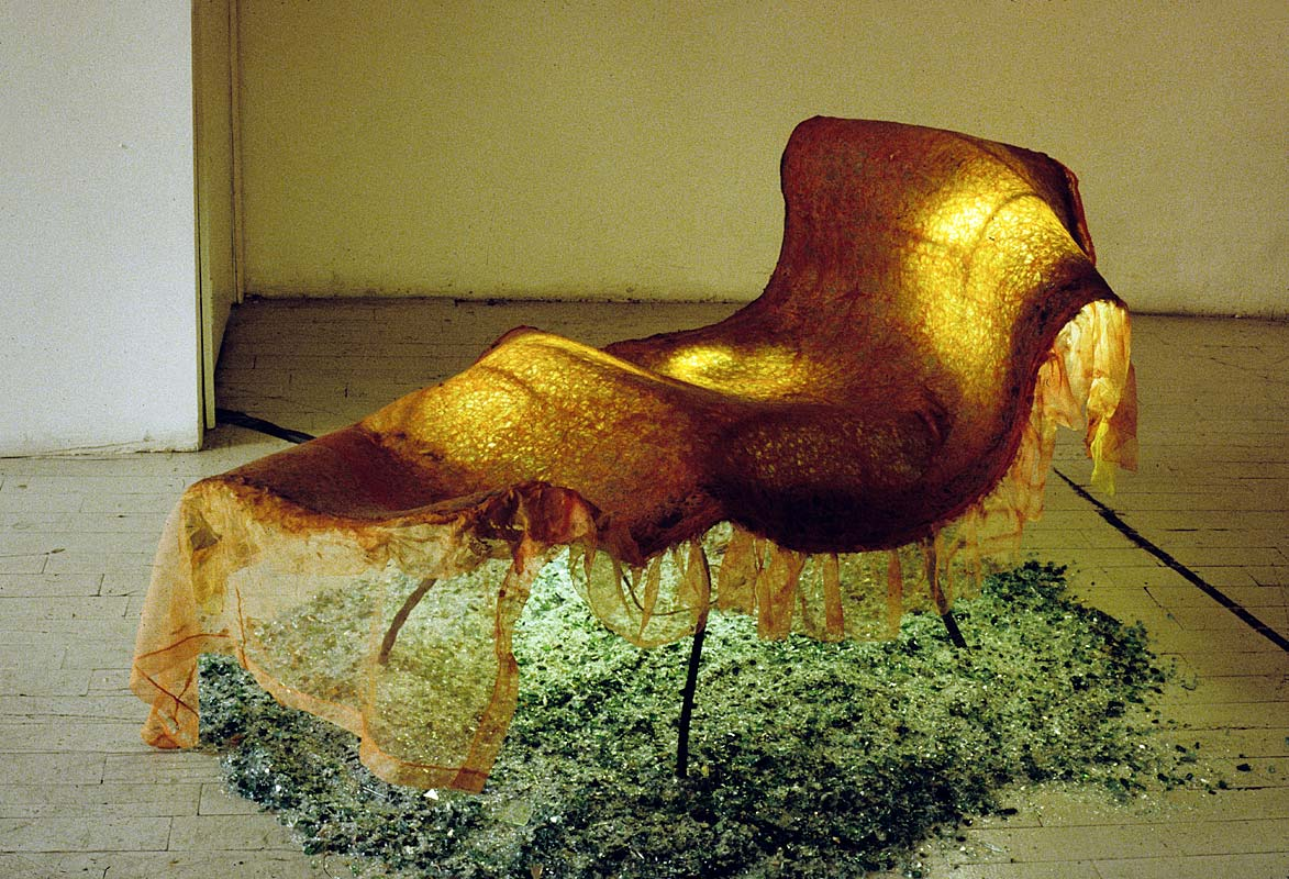 Crystal Couch