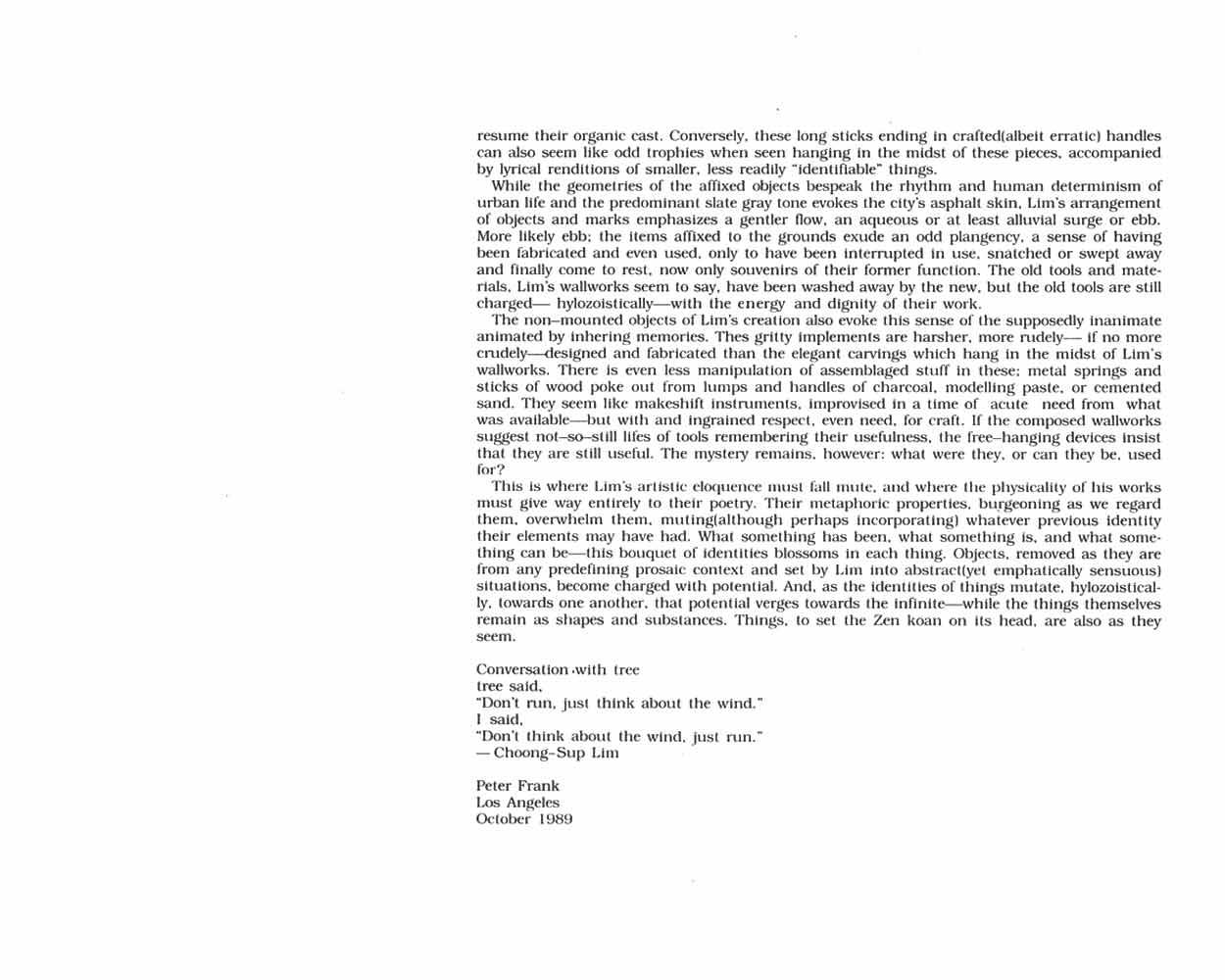Object, Matter, Memory, essay, pg 3