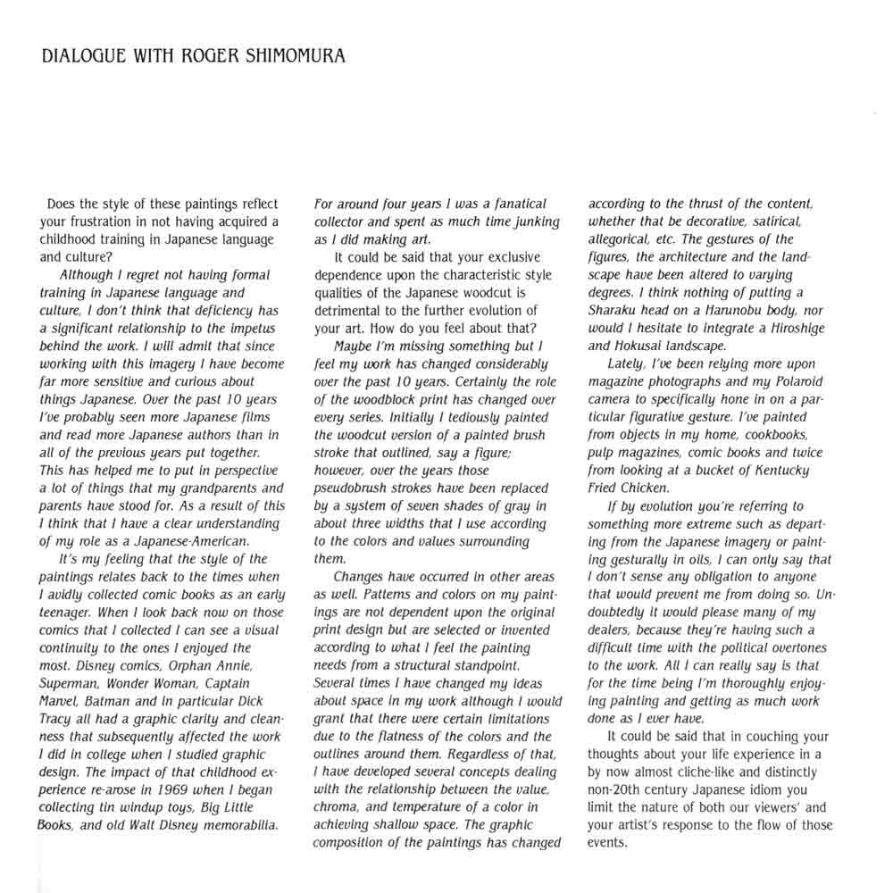 Journey to Minidoka, brochure, Kind, pg 1