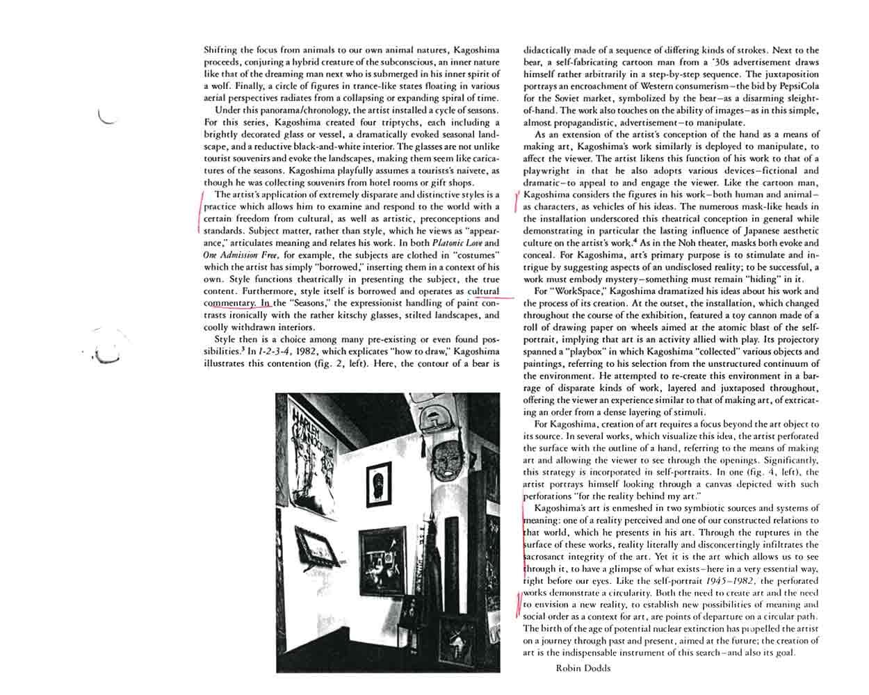 Ewao Kagoshima, essay, pg 3