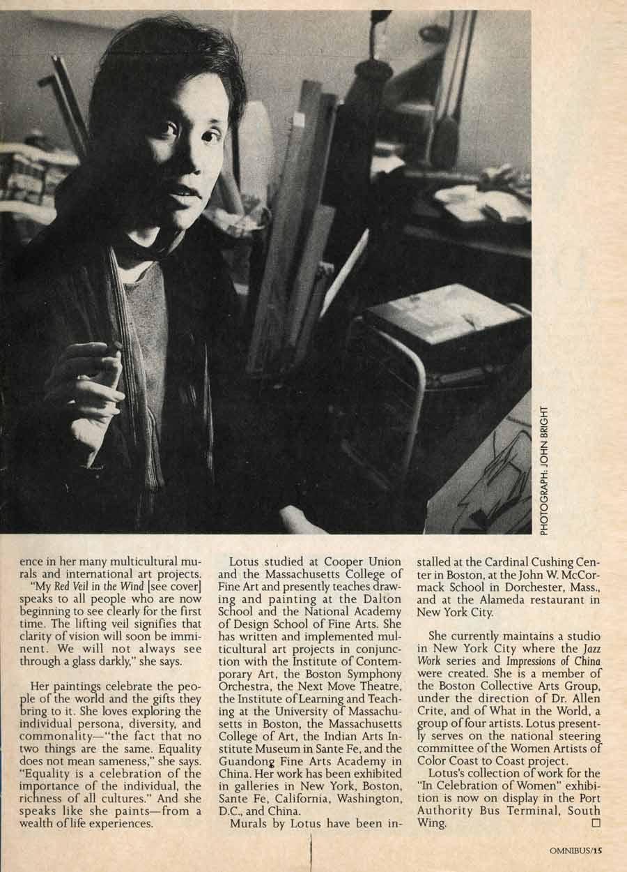 OMNIBUS, article, pg 2
