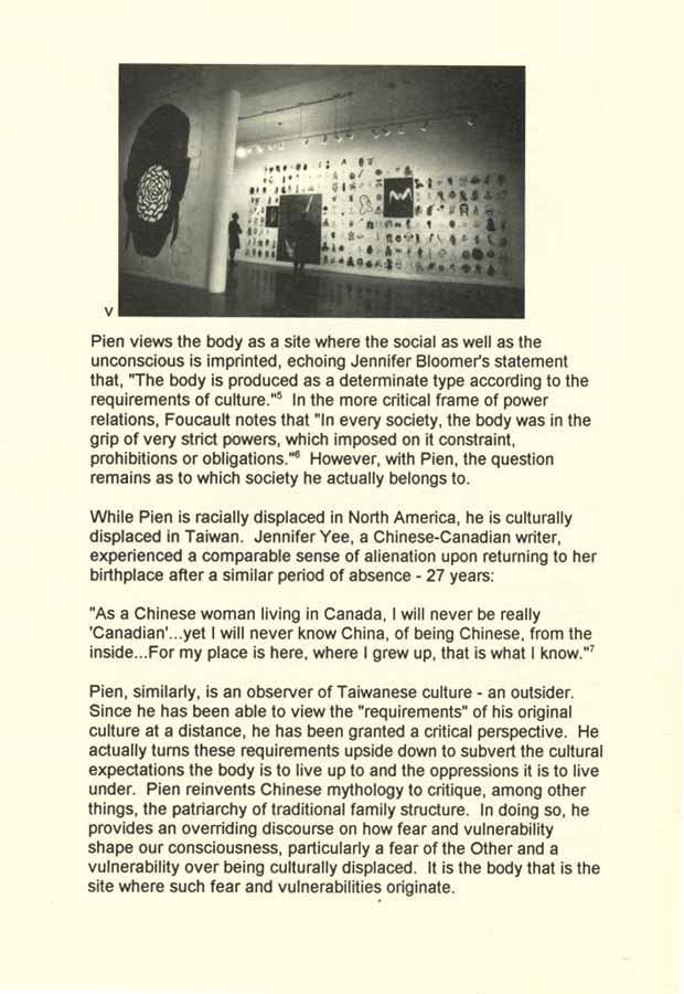 Invisible Sightings, essay, pg 6