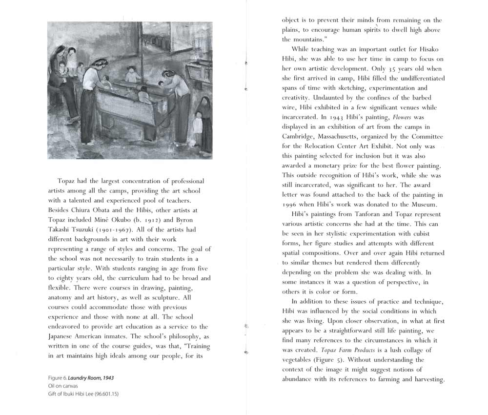 A Process of Reflection, essay pg 6