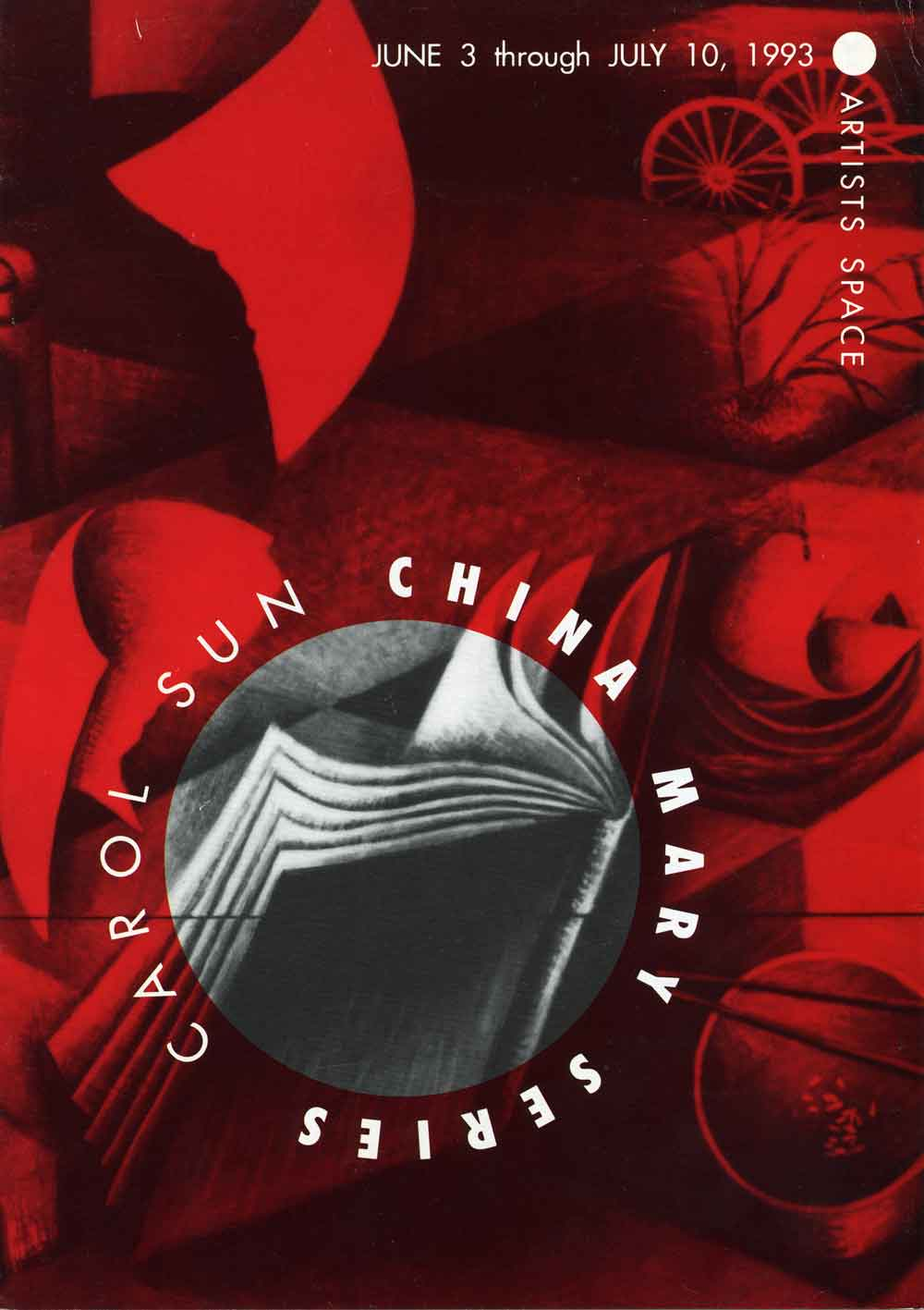 China Mary Series, pg 1