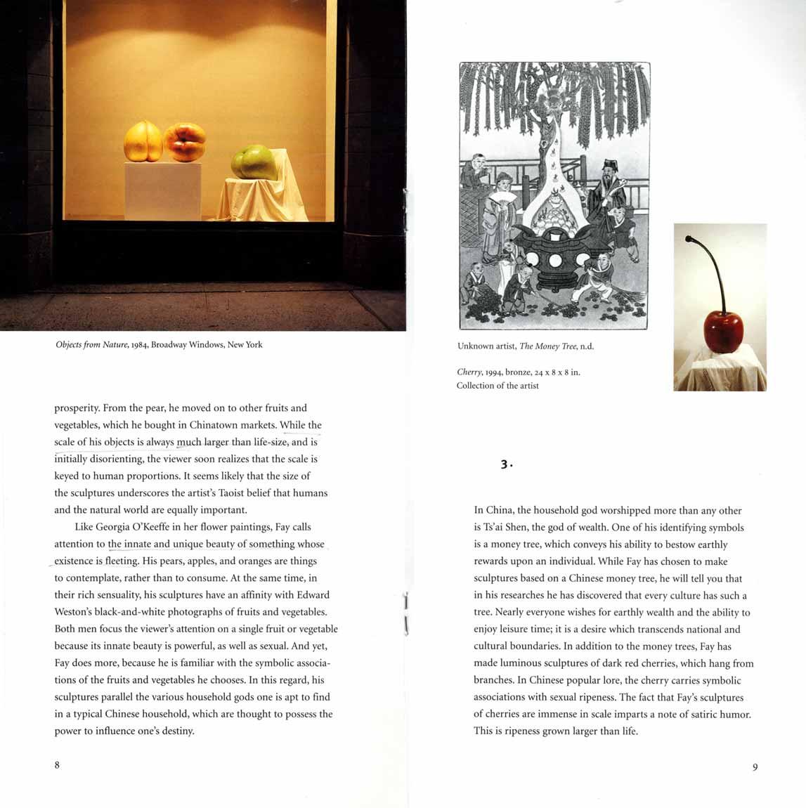 Garden of Qian, brochure, pg 6