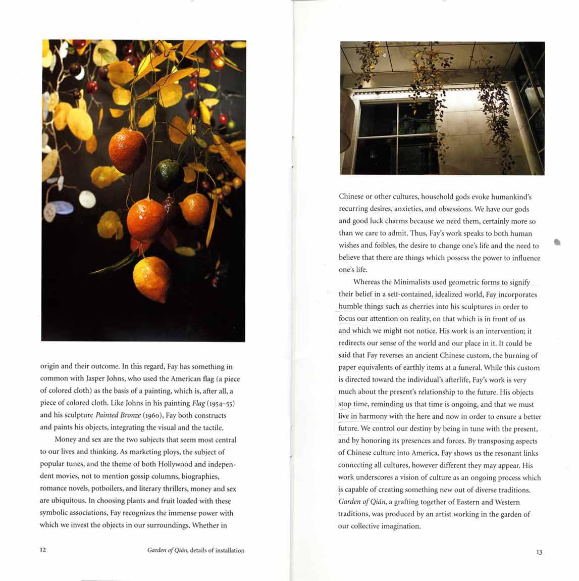 Garden of Qian, brochure, pg 8