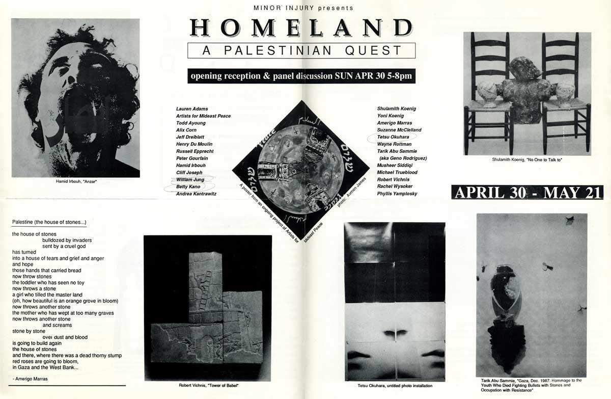 Homeland, pg 2