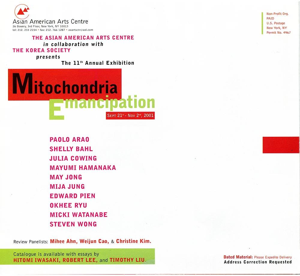 Mitochondria Emancipation flyer, pg 6