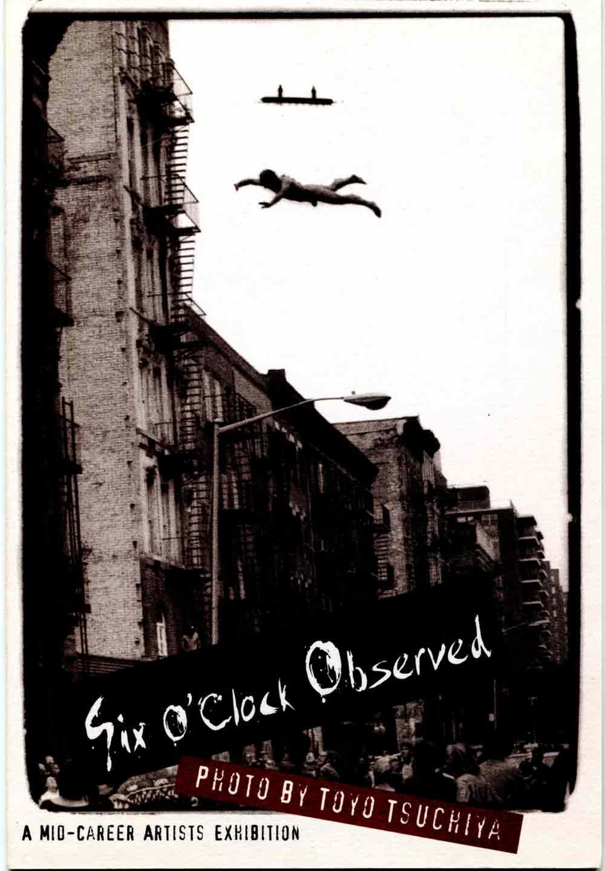Six O'Clock flyer, pg 1