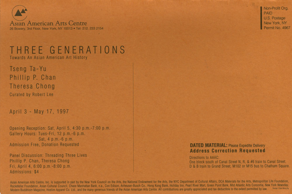 Three Generations flyer, pg 8