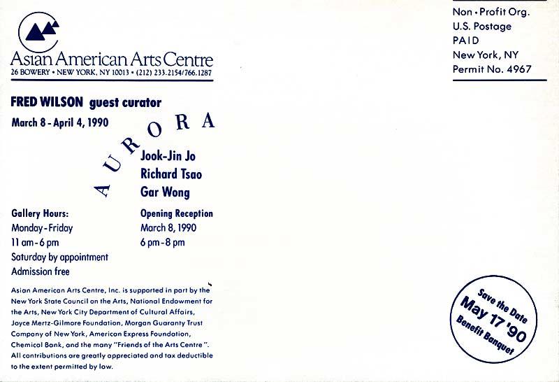Aurora, postcard, pg 2