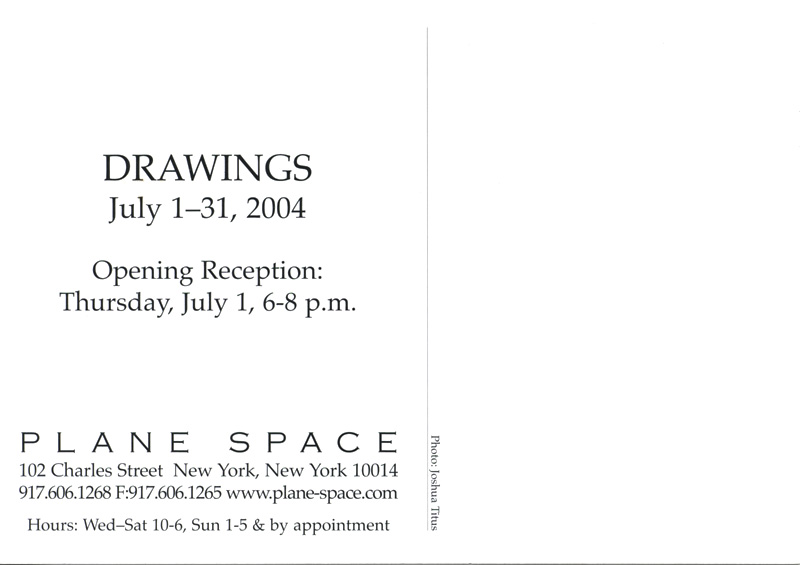 Drawings, postcard, pg 2