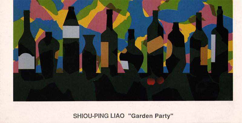 """Shiou-Ping Liao """"Garden Party"""""""