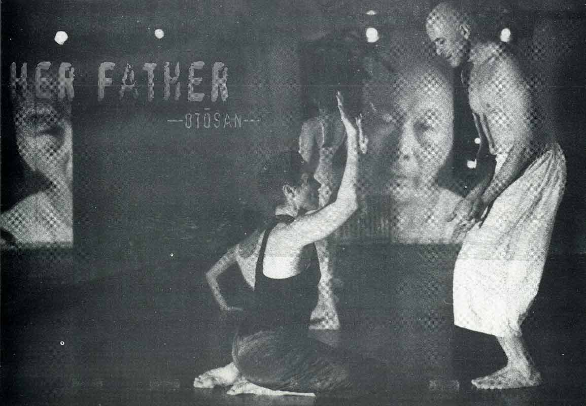 Her Father: Otosan, postcard, pg 1