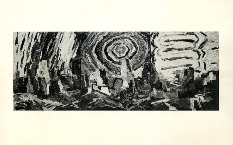 Jerry Kwan: Corners of Metropolis, postcard, pg1