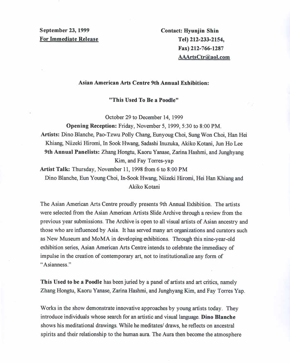 Poodle press release, pg 1