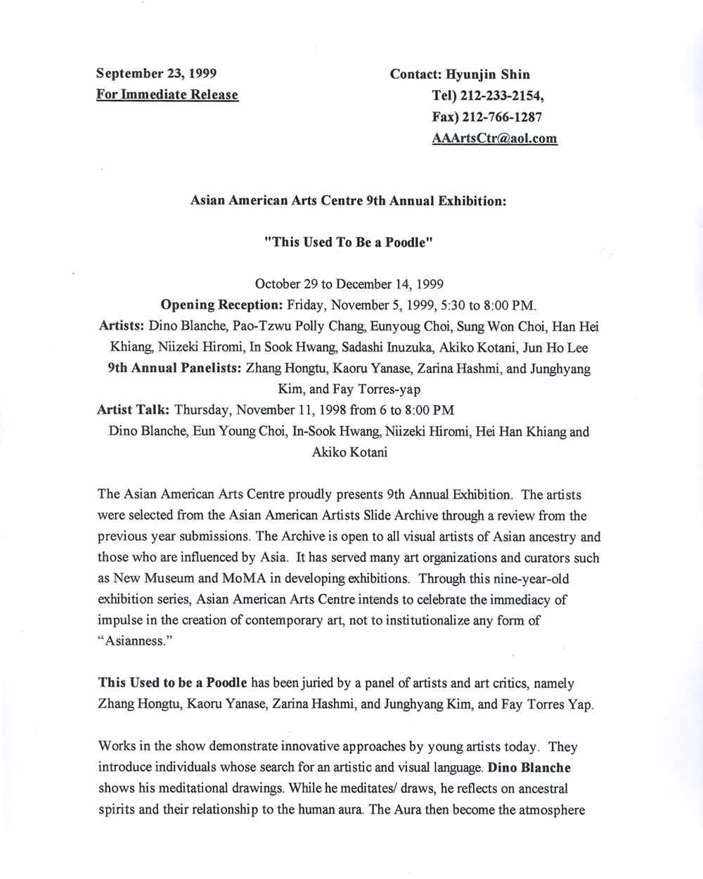 Poodle press release, pg 1