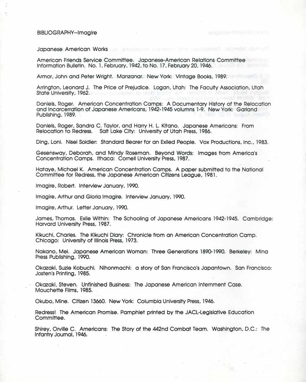 Family Timeline, pg 19