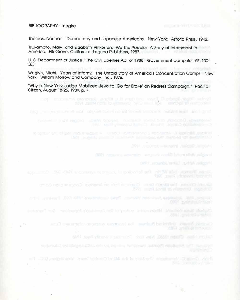 Family Timeline, pg 20