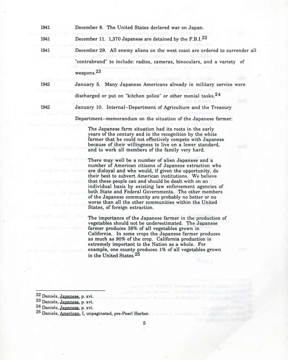 Family Timeline, pg 5