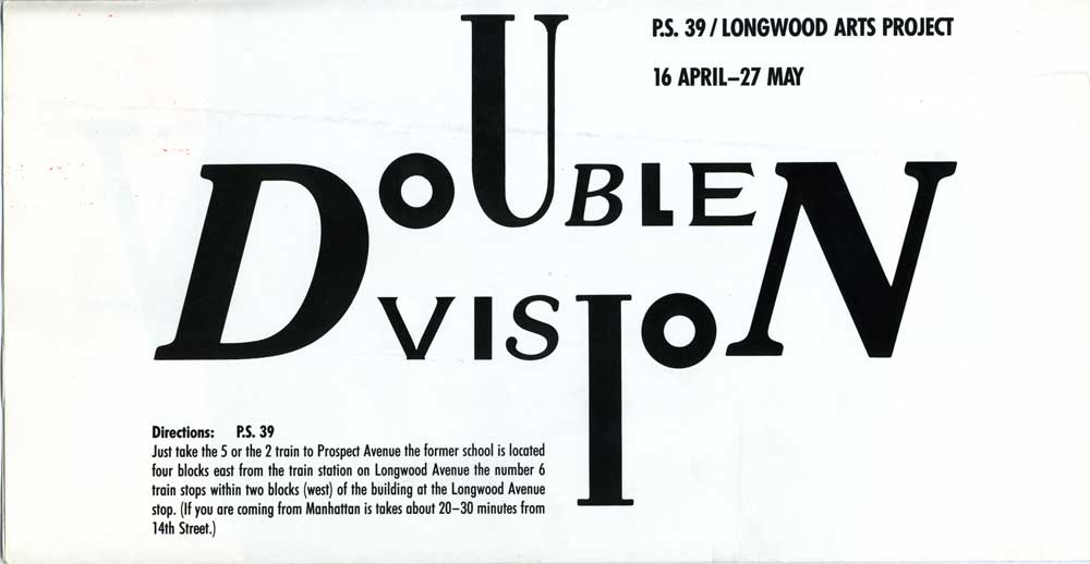 Double Vision, pg 1