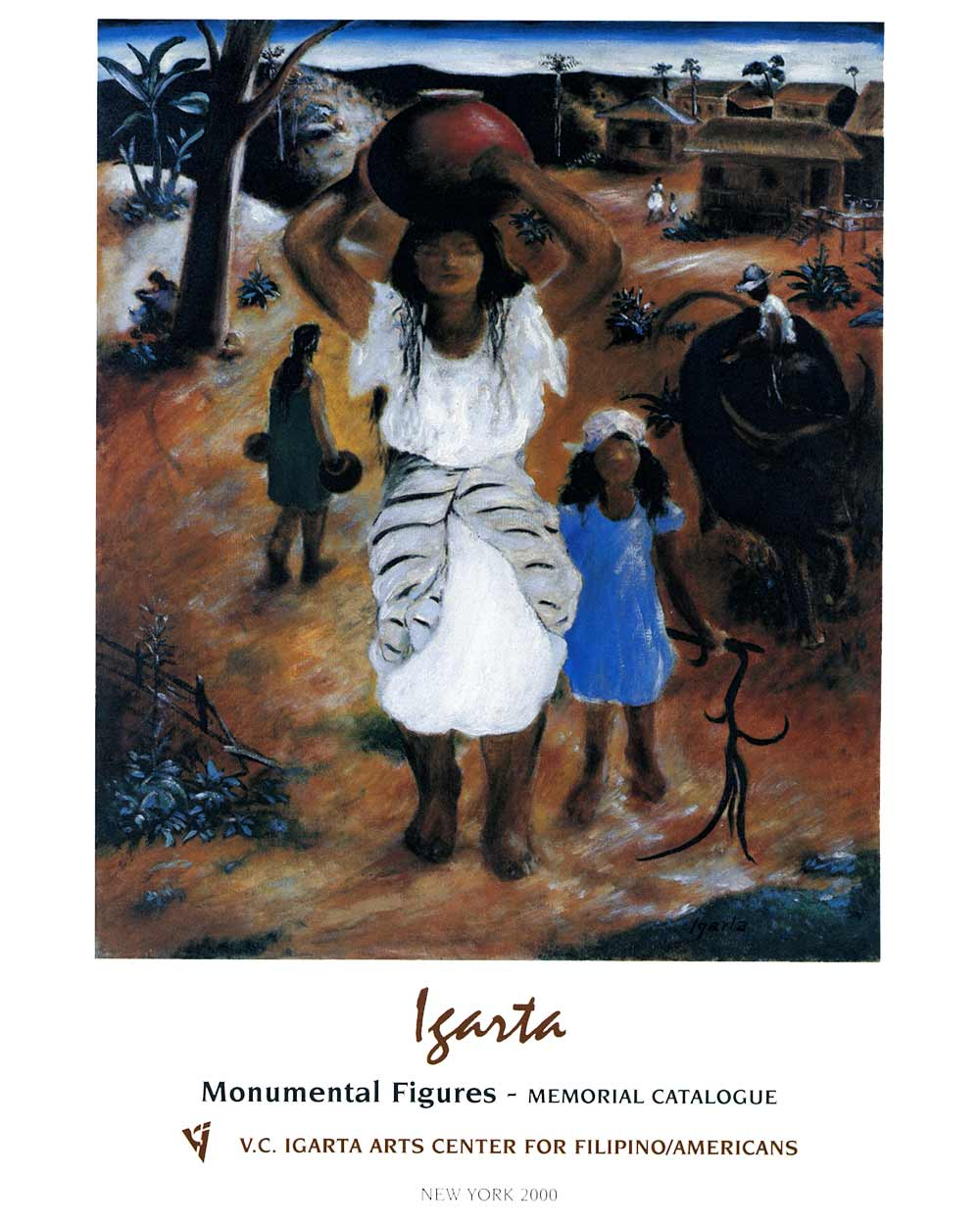 Monumental Figures-Memorial Catalogue