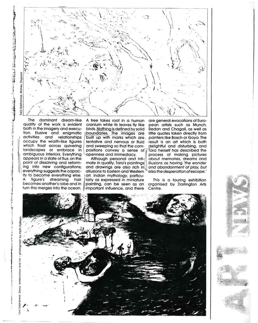 Tara Sabharwal, review, pg 2