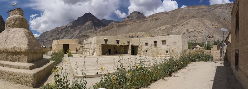 Tabo Monastery (Tsug Lhakhang)