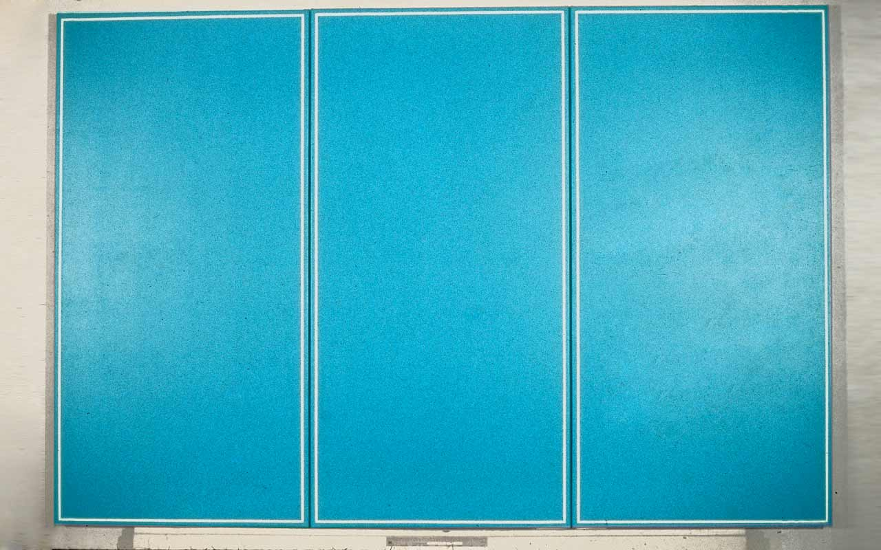 Tripple Light Blue
